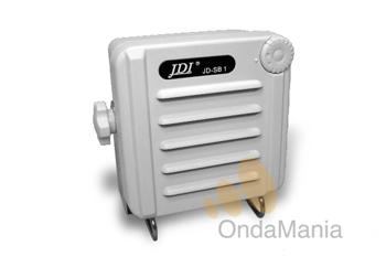 JDI JD-SB1 BLANCO - El altavoz supletorio exterior JDI JD-SB1 blancoincluye unconmutador de volumen y esta preparado para el uso en exterior (norma IP-54).