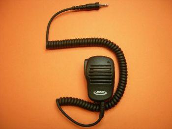 JETFON JR-4009 - Micro-altavoz para portátiles Alinco DJ-V17E, Yaesu VX-120, VX-170, VX-7, etc.