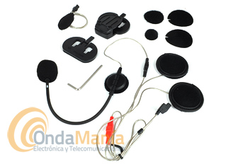 PACK FULL BTX/NEXT INCLUYE AUDIO KIT Y SOPORTES DE FIJACION