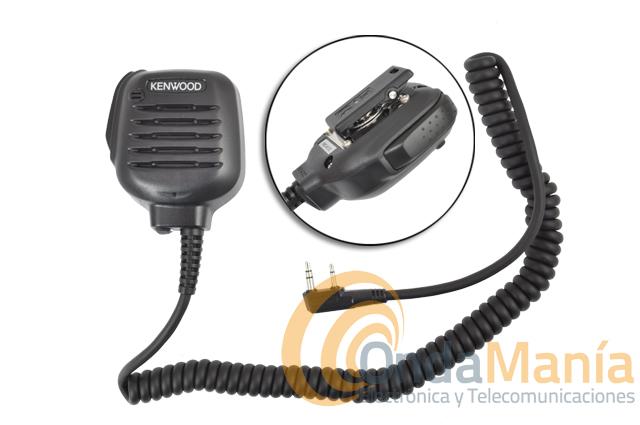 KENWOOD KMC-45D MICROFONO ALTAVOZ DE ALTA CALIDAD IP54/IP55