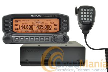 KENWOOD TM-D710E DOBLE BANDA