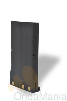 KENWOOD KNB-52N - Batería Kenwood de Ni-MH con 1.400 mAh. y 7,2 V. para las series TK-..80, ..85. Esta batería substituye a la Kenwood KNB-16.