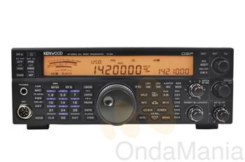 KENWOOD TS-590S - El Kenwood TS-590S es un transceptor todo modo de HF/50MHz con optimas prestaciones en RX.