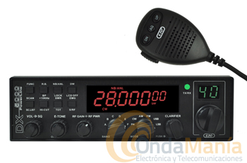 K-PO DX-5000 POWER LINE NUEVA VERSION V6 TRANSCEPTOR TODO MODO DE 10 MTS.
