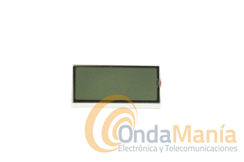 DISPLAY LCD PARA WINTEC LP-4502 - Display LCD para el Wintec LP-4502