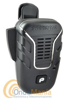 PRESIDENT LIBERTY-MIC MICROFONO INALAMBRICO - Micrófono sin hilos inalámbrico con altavoz. President Liberty-Mic compatible con las emisoras President que utilicen micrófonos de 6 pins, incluye batería y cargador.