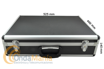 MALETA TRANSPORTE 5 UNIDADES PARA LOS TK-3501, TK-2000, TK-3000 Y TH-K20