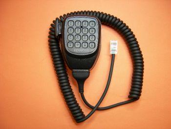 KENWOOD MC-59 - El Kenwood MC-59 es un micrófono con teclado para los Kenwood TM-V71E, TM-D710E, TM-D700,...