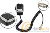 MIDLAND (ALAN) MULTI MICROFONO - Micrófono Midland Alan para equipos móviles de Midland como el Alan 48 Multi, Alan 78 Multi,….