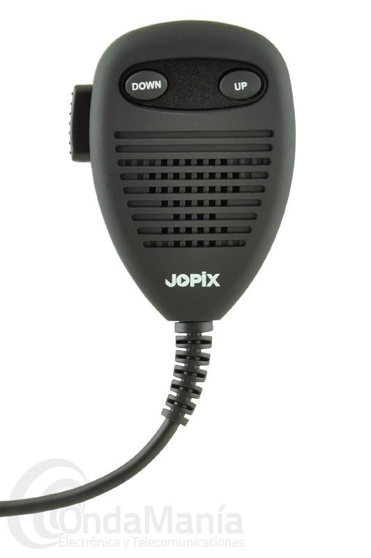 MICROFONO PARA JOPIX PT-31 Y CRT MILLENIUM - Micrófono de repuesto para la Jopix PT-31 y la CRT Millenium