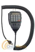 MICROFONO PARA DYNASCAN M6D - Micrófono para el Dynascan M-6D