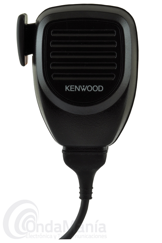 KENWOOD KMC-30 MICROFONO DE MANO - Micrófono Kenwood profesional estándar para las series: 62/60/80/85/180/189.