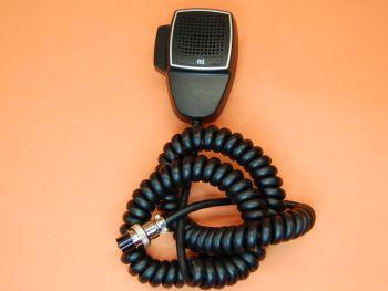 MICROFONO DE REPUESTO TTI - Micrófono TTI de repuesto para equipos de 27 Mhz. TTI como el TCB-660, TCB-770, TCB-880,.... con subida/bajada de canales desde la parte superior del micrófono.
