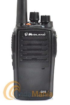 MIDLAND G-15 PMR WATERPROOF IP67 - OUTLET - REFURBISHED
