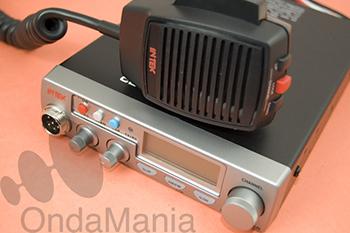 INTEK M-795P TRANSCEPTOR DE 27 MHZ.