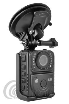 AEE P60 1080P CAMARA POLICIAL Y SEGURIDAD - La nueva cámara AEE P60 está diseñada para colocarse de forma cómoda en chalecos y uniformes de policías o vigilantes. Además dispone del montaje necesario para colocar la cámara en el coche.La conexión WiFi integrada en la cámara permite controlarla de forma remota desde una aplicación móvil, con la que podrá iniciar y finalizar una grabación o tomar fotos.