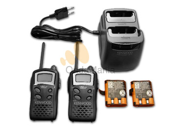 PACK KENWOOD UBZ-DOBLE+PINGANILLOS DE REGALO