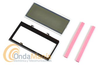 DISPLAY LCD PARA DYNASCAN DB-L84