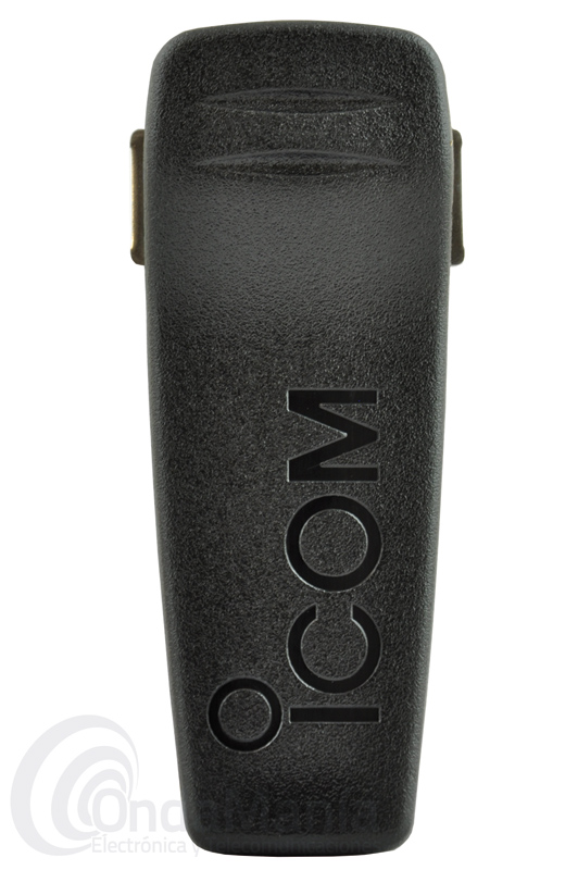 ICOM MB-109 CLIP DE CINTURON PARA LOS ICOM IC-M33 E IC-M35 - Clip de cinturón para Icom IC-M33 e IC-M35.
