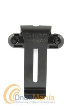 PINZA DE CINTURON COMPLETA PARA EL KENWOOD TH-F7 - Pinza de cinturón completa para Kenwood TH-F7