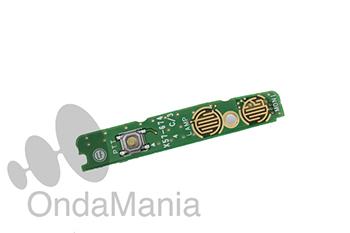 PLACA DE C. I. DEL PTT PARA EL KENWOOD TH-K2 - Placa de circuito impreso para accionar el PTT / Moni y Lamp. del Kenwood TH-K2