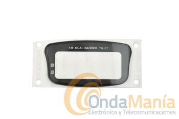 PROTECTOR LCD PARA KENWOOD TH-F7 - Protector de display para el Kenwood TH-F7