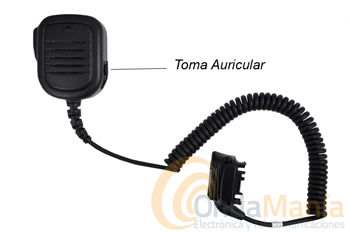 MICRO ALTAVOZ PARA MOTOROLA MTP-850
