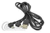 CABLE DE CARGA USB DOBLE A MICRO USB PARA LOS MIDLAND DE LA SERIE PRO - Cable de carga doble de USB a dos micro-USB compatible con los Midland BTX1 PRO, BTX2 PRO, BT-NEXT PRO, requiere Midland BT-PRO