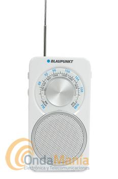 BLAUPUNKT BA-11 - Radio analógica de bolsillo FM/MW.