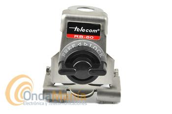 SOPORTE TELECOM RB-60 PLATA