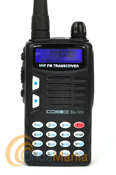 KOMBIX RL-120 WALKY TALKY DE VHF
