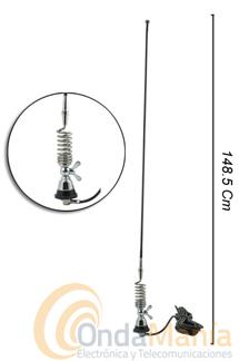 ANTENA MOVIL SIRTEL SM 2 PARA VHF