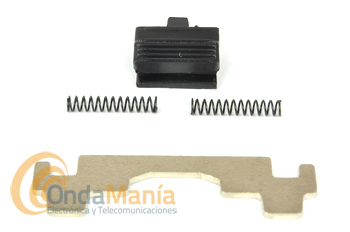 RETEN COMPLETO DE BATERIA PARA WINTEC LP-4502