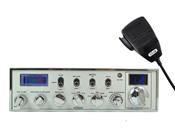 SUPER STAR 3900 DISPLAY AZUL - La Super Star 3900 Display Azul es un transceptor de Banda Ciudadana (27 Mhz) con AM/FM/LSB/USB. y por 8,00 € más llevatela con base magnética y antena.
