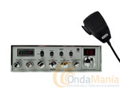 SUPER STAR 3900 TRANSCEPTOR CB-27 CON AM/FM/SSB - La Super Star 3900 es un transceptor de Banda Ciudadana (27 Mhz) con AM/FM/LSB/USB.