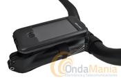 SOPORTE IPHONE BIOLOGIC  - Soporte de bicicleta para iPhone