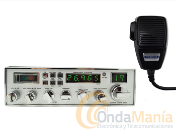 SUPER JOPIX 2000 CON 4 W / 12W (VERSION EXPORT 50W)