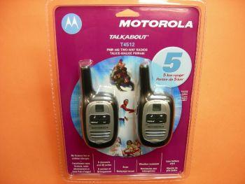 MOTOROLA TALKABOUT T-4512