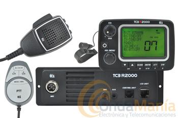 TRANSCEPTOR DE  CB TTI TCB-R2000