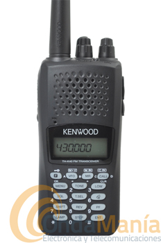 KENWOOD TH-K40E WALKI TALKIE DE UHF