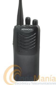 KENWOOD TK-2000 CON 5W PARA CAZA EN GIPUZKOA - Delgado, fino y ligero, el TK-2000 de Kenwood es sumamente facil de manejar. Es compacto, extremadamente fiable y cumple los estrictos estandares de robustez. Gran alcance con sus 5 W REALES de potencia, HOMOLOGADO PARA CAZA EN GIPUZKOA