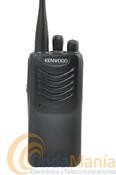 KENWOOD TK-2000/3000 - Delgado, fino y ligero - el TK-2000/3000 de Kenwood es sumamente facil de manejar y operar. Este trasnsceptor portátil compacto es extremadamente fiable y cumple los estrictos estandares de robustez.