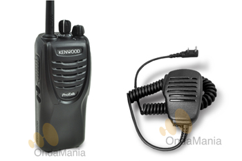 KENWOOD TK-3301 CON MICROFONO ALTAVOZ