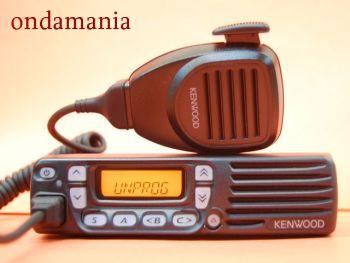 KENWOOD TK-8160E3 + MICROFONO KENWOOD KMC-30