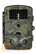 "JETFON HUNTER EYE-VIDEOCAMARA ESPECIAL PARA CAZA - Videocámara especial para caza, con visión nocturna, detección de movimiento con grabación, impresión de fecha y hora, modo de captura simple, ráfaga o temporizada, carcasa resistente a golpes, resistente al agua IP54, pantalla LCD 2,4"",..."
