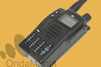 RECEPTOR TTI TSC-3000R/RB - Escaner portatil TTI TSC-3000R/RB con 1300 memorias, función Dual Wach, con una cobertura entre 150 - 1309 Mhz en AM/NFM/WFM.