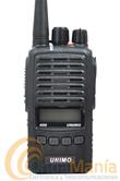 UNIMO PZ 400 WALKY HOMOLOGADO PARA CAZA EN CATALUÑA - Transceptor portatil PMR UHF, especialmente diseñado para la actividad de la caza y HOMOLOGADO POR LA FEDERACION CATALANA DE CAZA