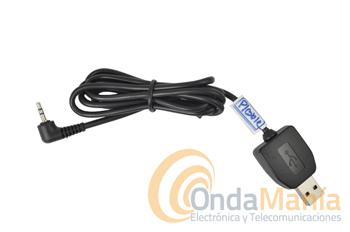 CABLE PROGRAMACION PC PARA TTI TCB-R2000