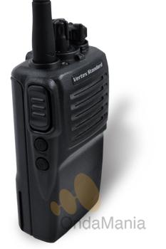 YAESU VX-351E PMR-446 DE USO LIBRE - Nuevo Yaesu VX-351 Walkie Talkie de uso libre profesional(PMR-446) muy robustopor suscarcasas de PVC muy resistentes, con un sistema de ahorro de batería en TX., pulsador PTT lateral más grande, batería de Ion-Litio,.... Sin gastos de envío.