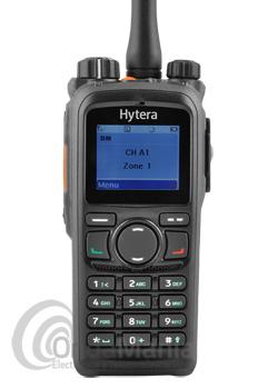 HYTERA PD-785 GPS WALKI TALKIE DMR Y ANALOGICO DE UHF